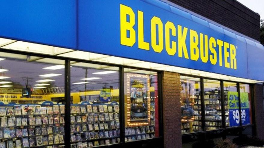 Las acciones de Blockbuster, en quiebra durante más de una década, subieron un 6000%
