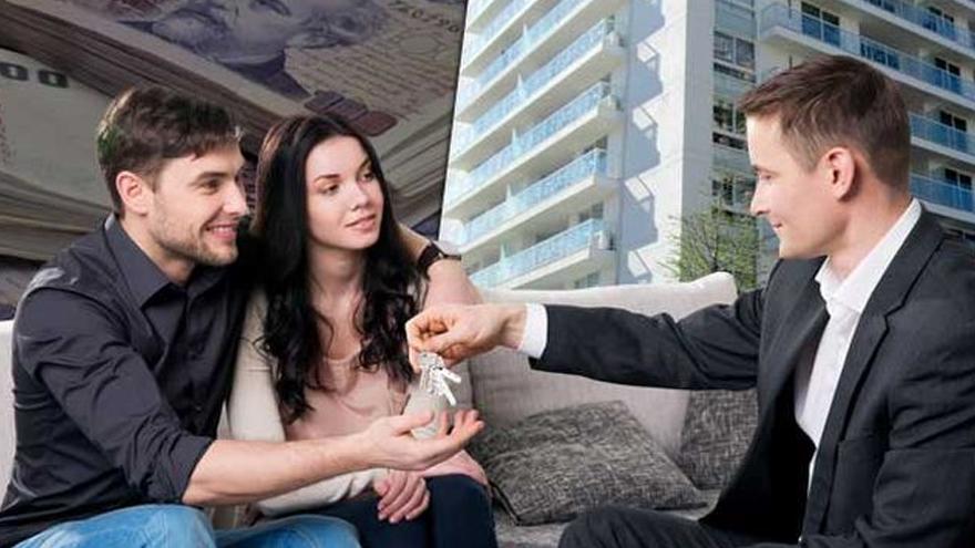 En general, pagar un crédito hipotecario conviene más que alquilar