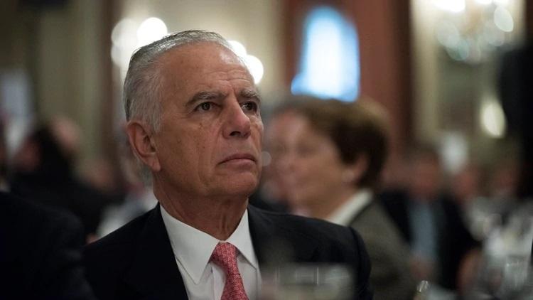 Alejandro Bulgheroni, de Pan American Energy.