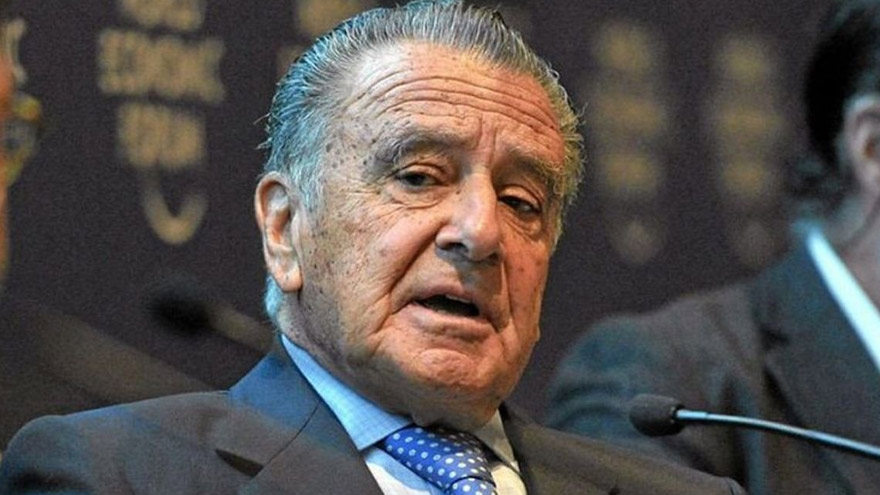 Eduardo Eurnekian, presidente de Corporación América.