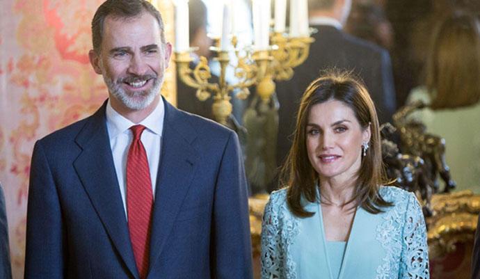 La reacción del rey Felipe por la salida de su padre de España
