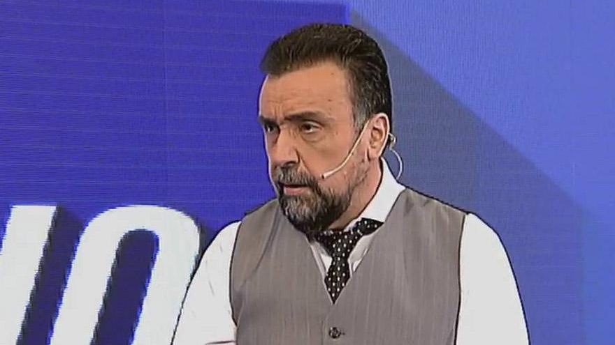 El periodista criticó con duras palabras al Gobierno nacional