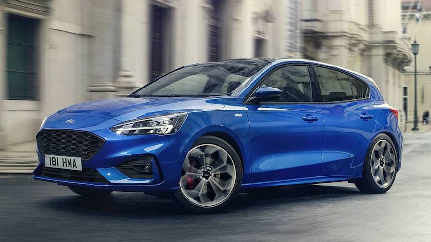 Ford Focus, un auto made in Argentina, discontinuado.