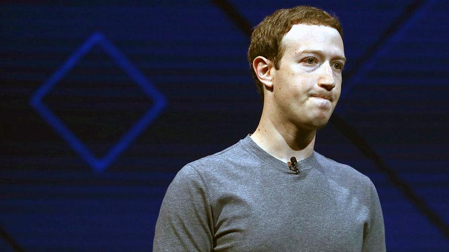 Mark Zuckerberg anunció la medida sobre la propaganda política.