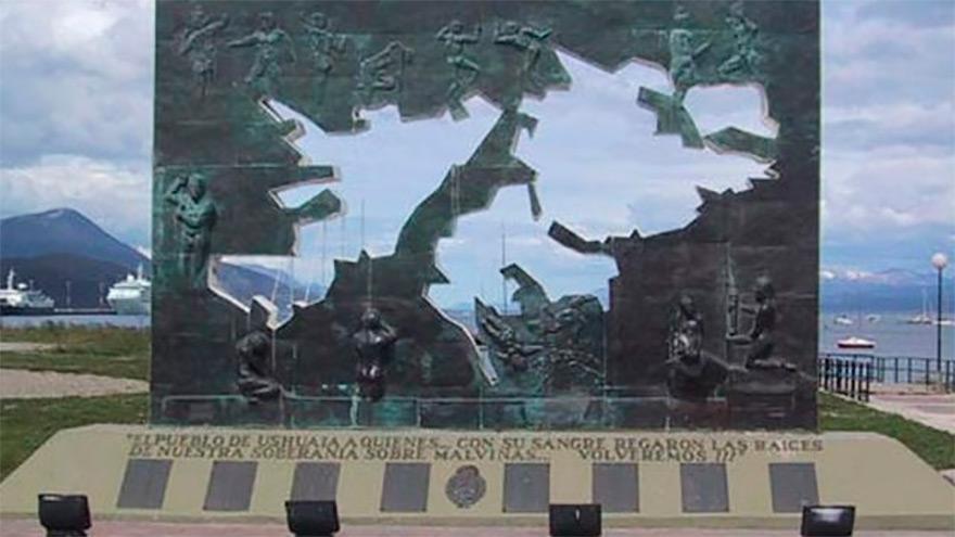 Uno de los proytectos enfatiza el reclamo por la soberanía argentina sobre las Islas Malvinas