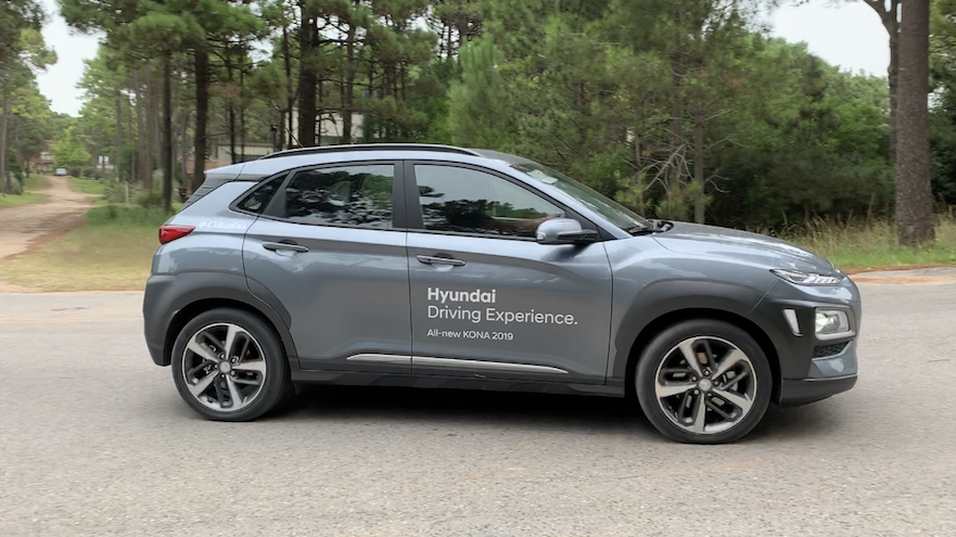 Hyundai Kona, la promesa.