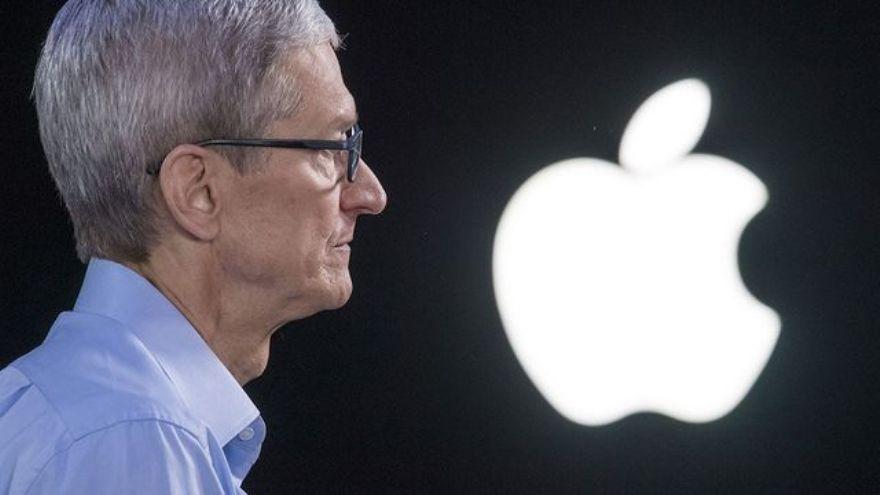 La acción de Apple multiplicó su valor a lo largo de los años, lo que forzó reiterados splits.