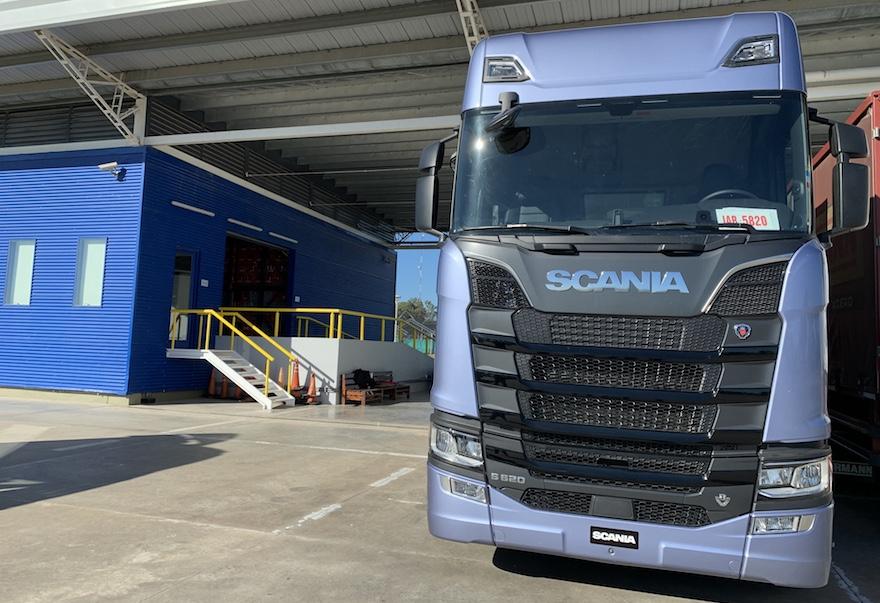 Scania vuelve a producir en Tucumán el 27 de abril.