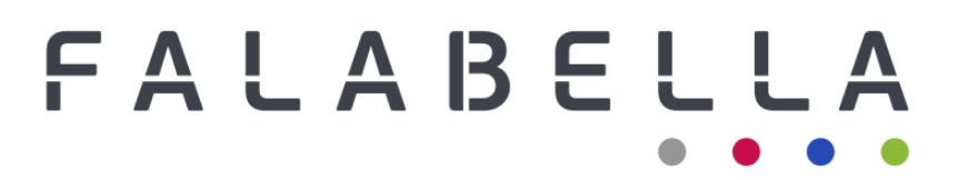 El nuevo logo de Falabella.