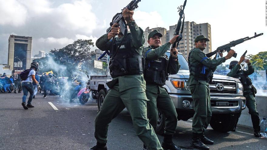 Venezuela es el país más violento de América latina.