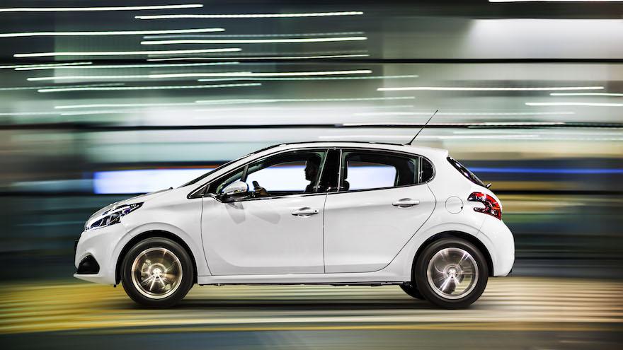 Peugeot 208 tiene un descuento de casi $200.000 en marzo.