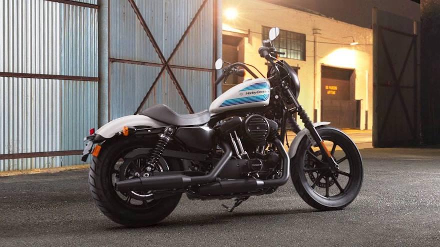 Harley Davidson, con una amplia oferta en el país.
