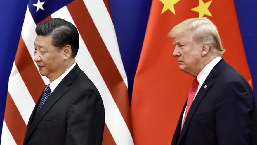 Para Ferguson, la pandemia exacerba el enfrentamiento entre China y Occidente.