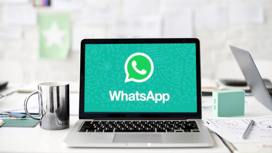 WhatsApp web es una modalidad muy usada en las oficinas.