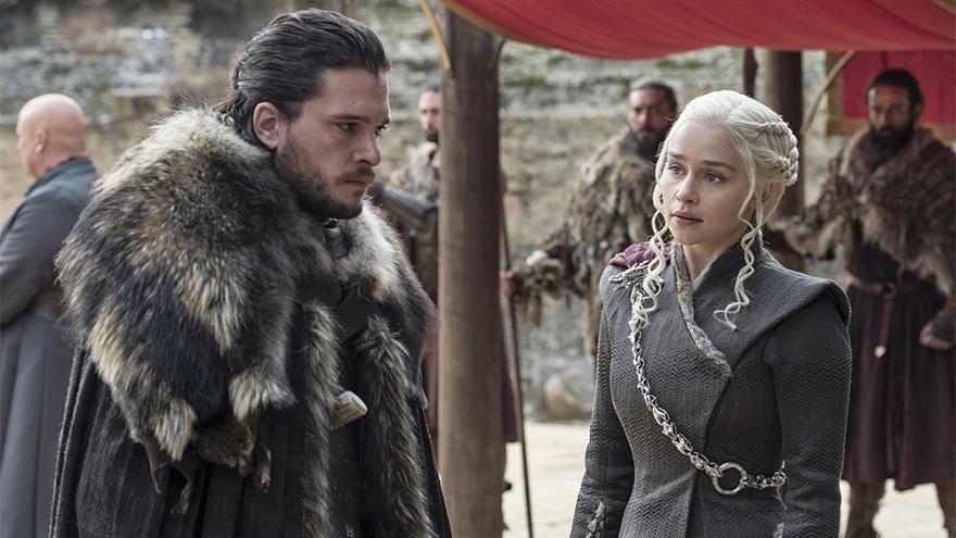 Game of Thrones está disponible para descargar y ver sin conexión en HBO Go.