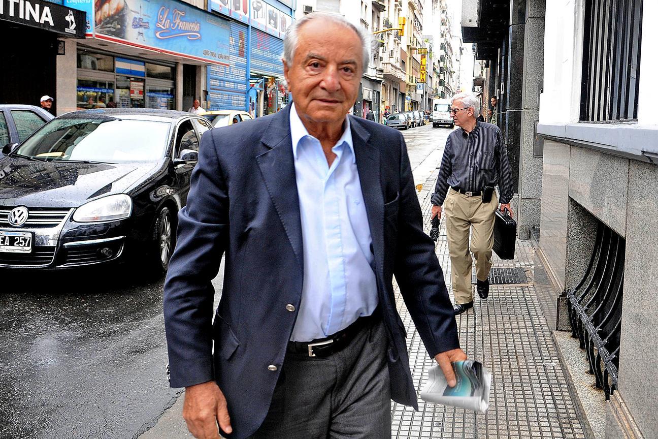 Armando Cavallieri, líder del gremio de comercio, recibió propuestas para fraccionar el aguinaldo en tres cuotas