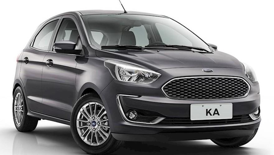 El Ford Ka, un auto de entrada de gama, sale más de 700.000 pesos.
