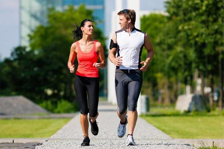 Las clases de ejercicio al aire libre también son rentables como negocio