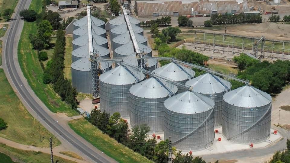 Vicentin, pieza clave para el complejo agroexportador en Rosario.