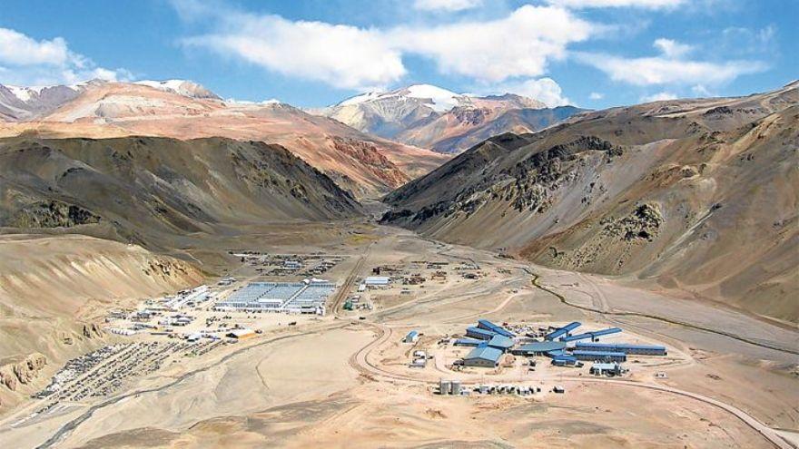 El único proyecto inactivo de Barrick Gold es el de Veladero, que está frenado por las restricciones de la cuarentena