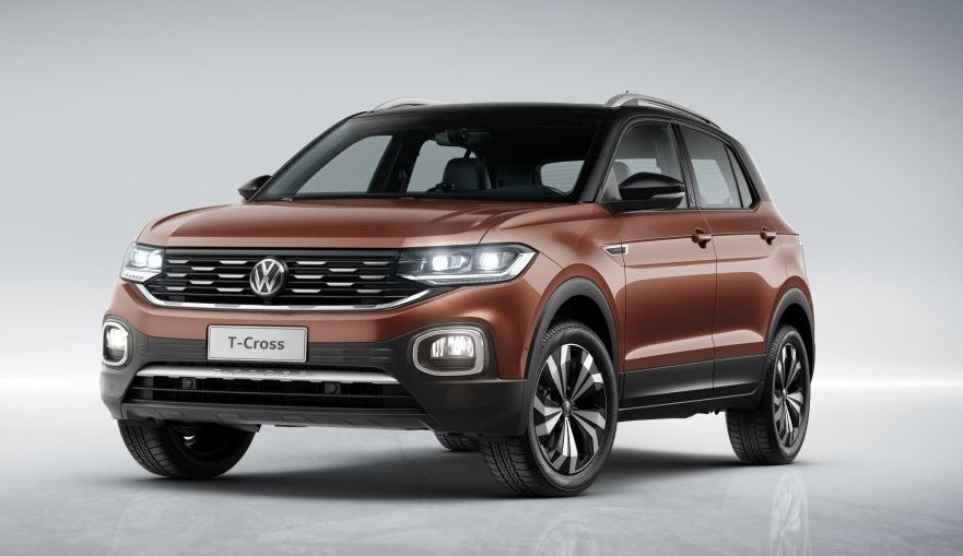 Volkswagen T-Cross, el SUV multipremiado.