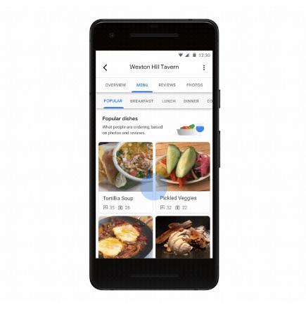 Google Maps destaca los mejores platos del mundo, incluyendo Santiago
