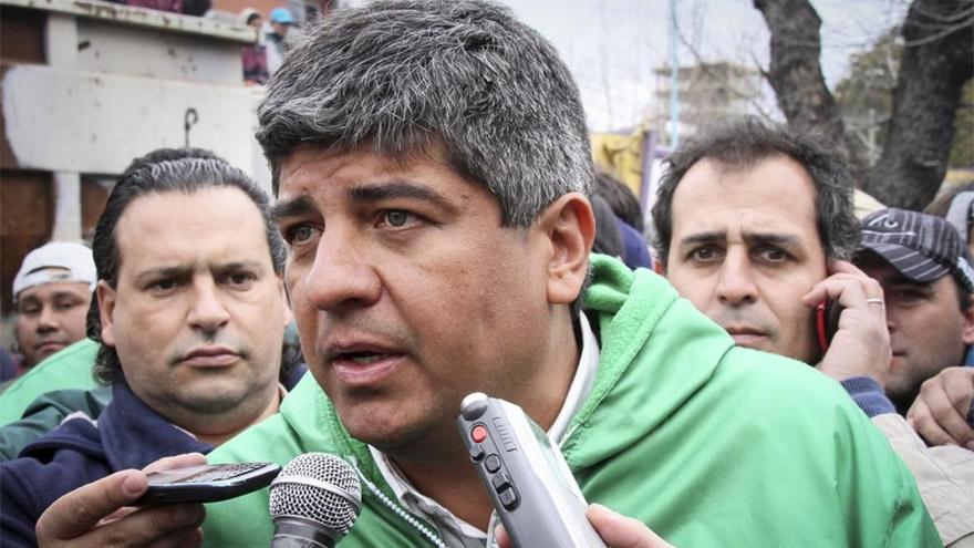 Pablo Moyano aduce que la empresa no respeta