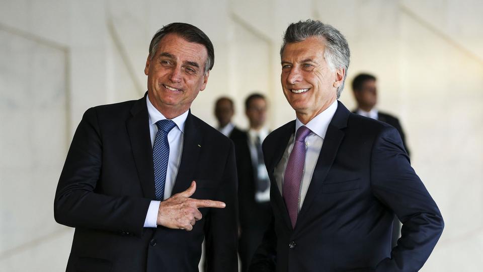 Bolsonaro: A Macri