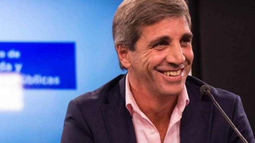 Luis Caputo, uno de los ex funcionarios en la mira del oficialismo