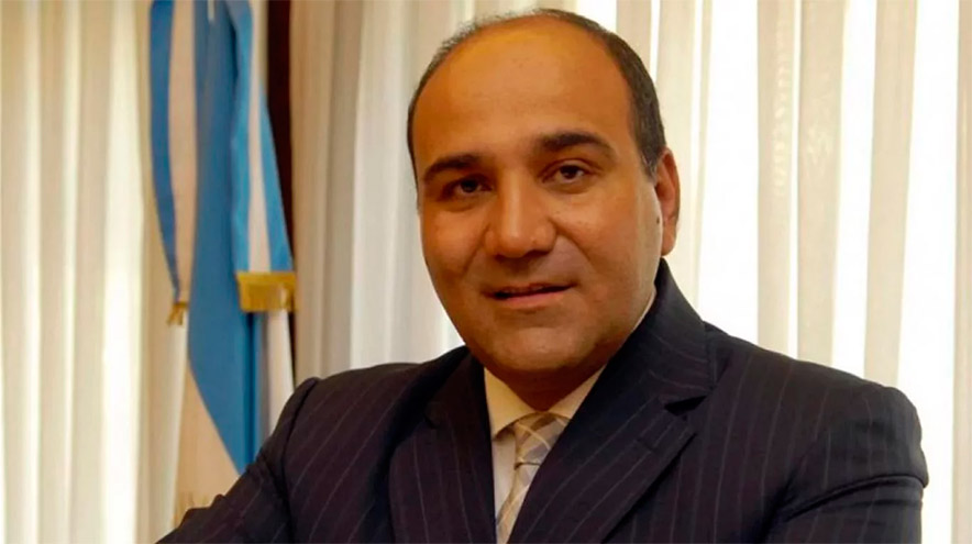 Fuerte respaldo del gobernador Manzur a Alberto Fernández