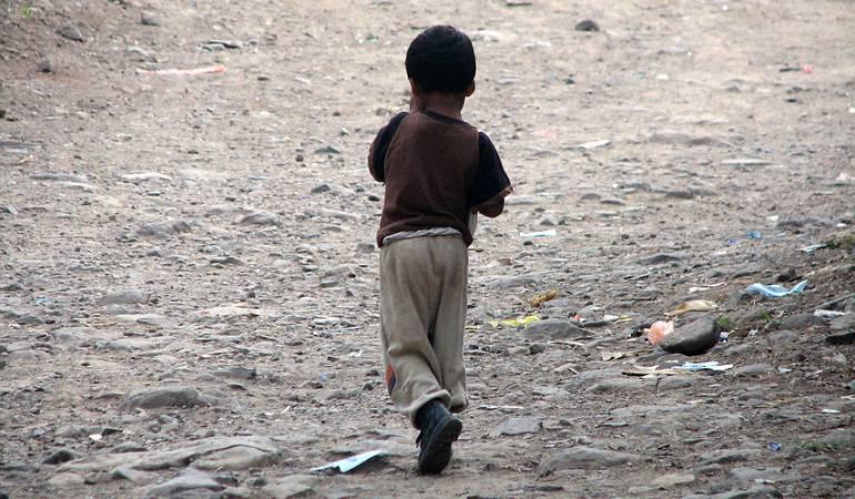 Según UNICEF, en la Argentina en 2020 más del 62 por ciento de los chicos pasarán este Día del Niño en condiciones de pobreza.