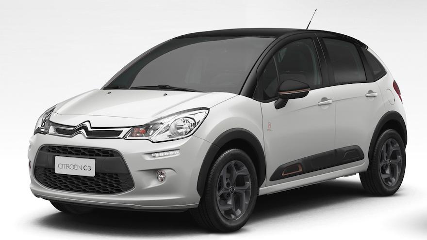 Citroën C3, para acceder con plan de ahorro a 120 cuotas.