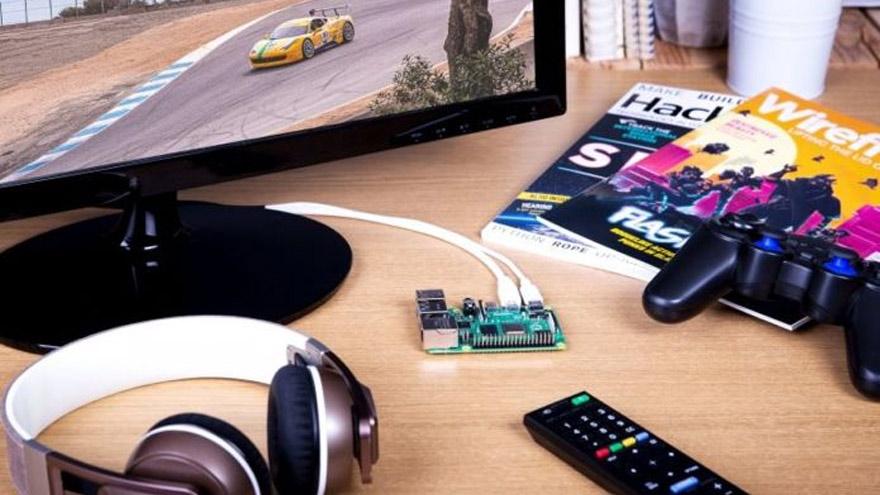 La capacidad de los Raspberry Pi ha sido ampliada para correr aplicaciones multimedia.