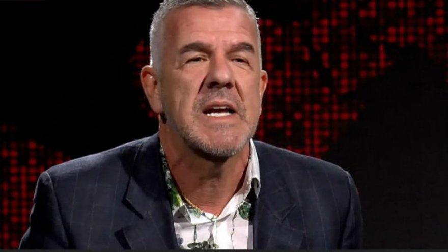 Dady Brieva fue acusado de pedofilia por el escritor Federico Andahazi durante un programa de Alfredo Leuco