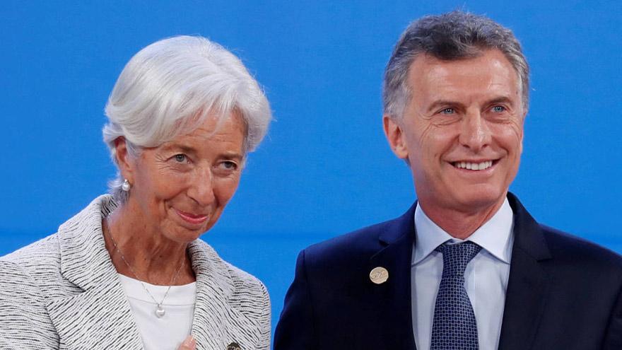 El Central afirma que el pacto con el FMI aceleró la fuga de capitales.