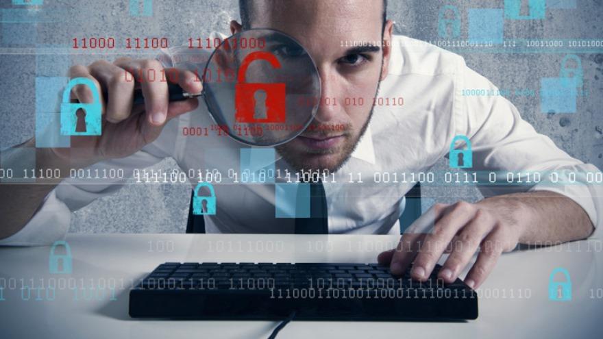 Una buena constraseña será la única forma de evitar a los hackers.