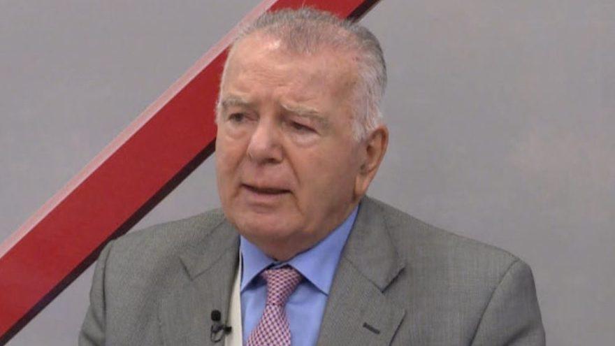 Ferreres considera que si se imprimen billetes de mayor denominación puede haber un cambio de moneda