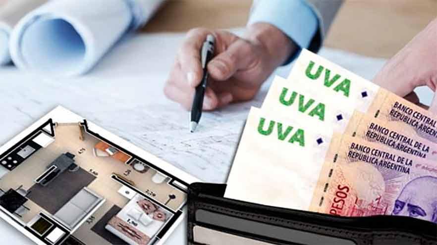 Hipotecados UVA alertan sobre