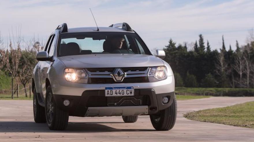 Renault Duster, un clásico de los más vendidos.