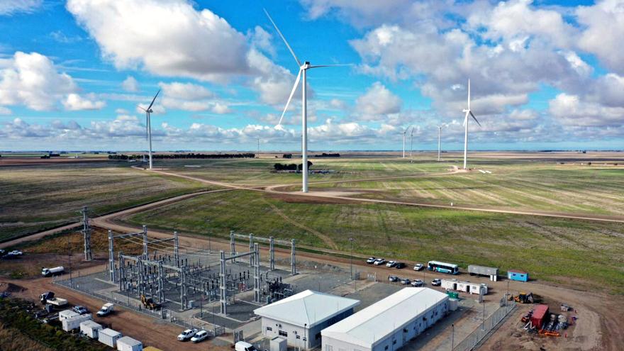 Los aerogeneradores pueden instalarse en distintos lugares alejados