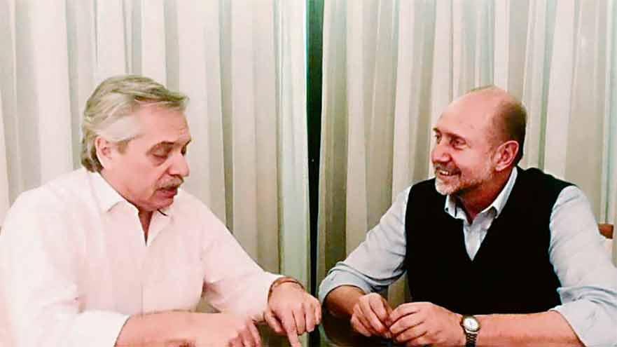 El gobernador santafecino Omar Perotti fue uno de los primeros en advertirle a Alberto Fernández sobre el riesgo de pelear con el campo: sufrió una dura derrota en las PASO
