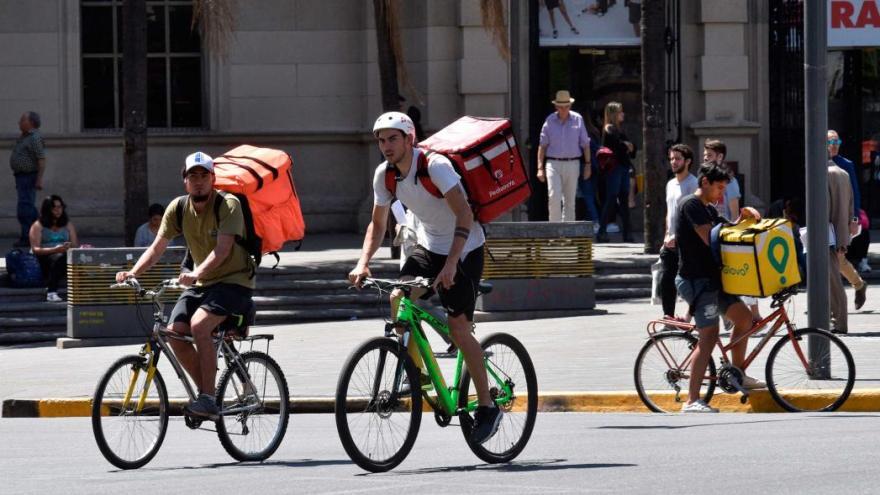 El delivery también tiene su segmento de clientes