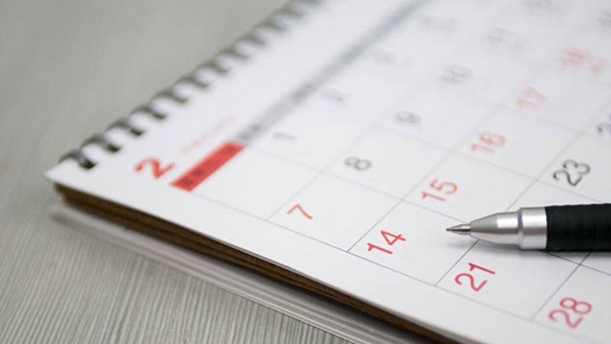 Ya se pueden marcar en el calendario los feriados de junio 2020