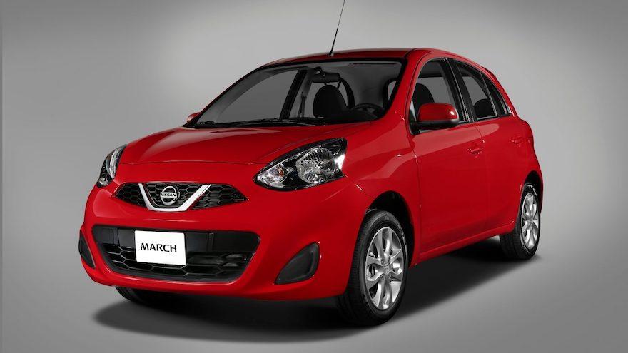 Nissan March, el segundo más económico.