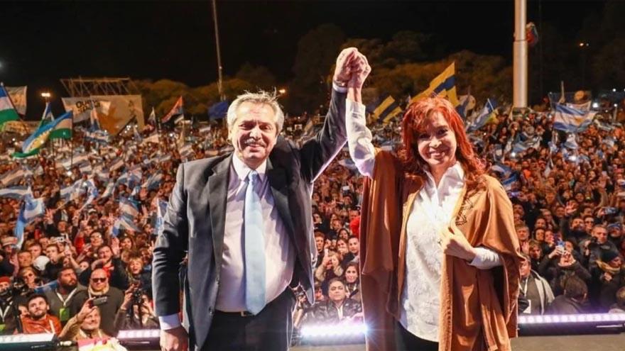 Yo pensaba que Cristina Fernández tenía fuerza para ganar sola las elecciones