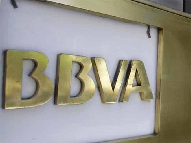 BBVA, uno de los bancos que sufrió el paro lanzado por el gremio de bancarios.