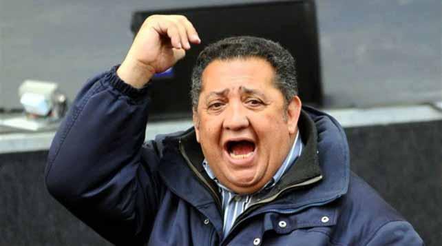 Luis D´elía fue condenado por la toma de una comisaría en La Boca en 2004