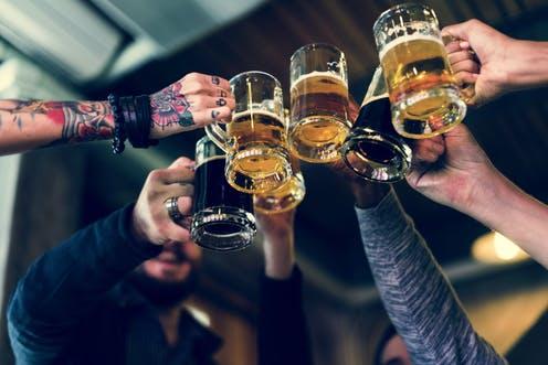El incremento en el consumo de alcohol en jóvenes preocupa a los expertos