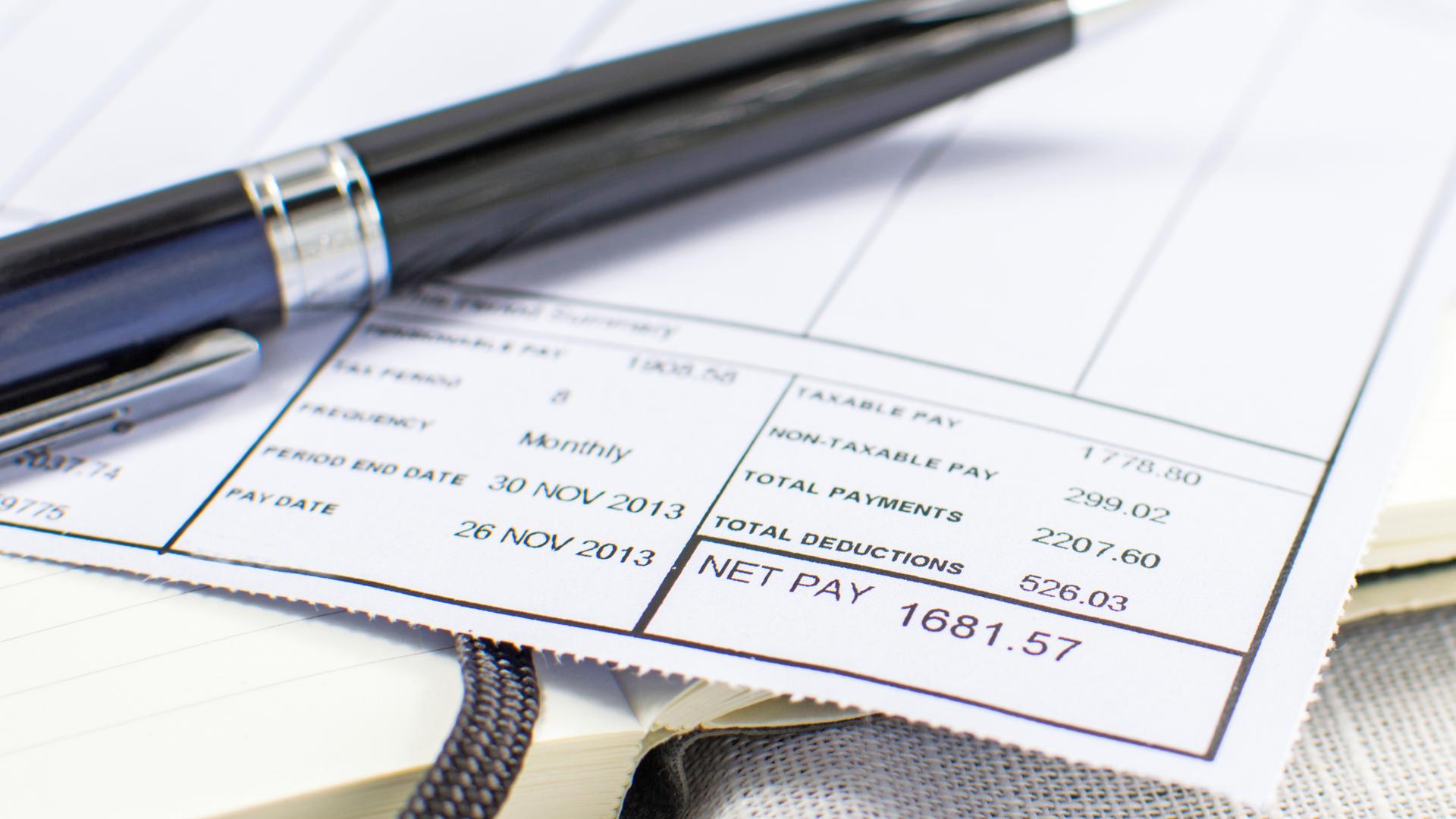 Cómo se liquida el recibo de sueldo de mayo