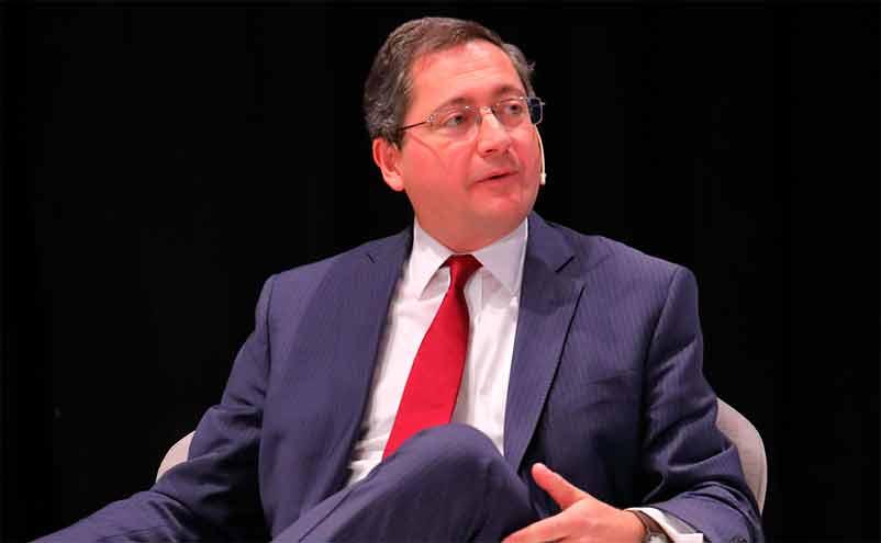 Buscaglia dice que hay que mirar la evolución de los depósitos en dólares